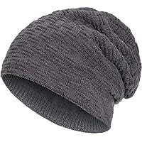 Compagno berretto invernale beanie modello intessuto con soffice fodera  interna in pile Questo berretto disponibile in 4f61a12e8c75