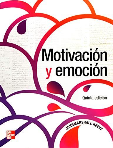 Motivación y emoción por REEVE JOHNMARSH