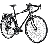 Fuji Touring LTD Trekking Bike 2018 (61 cm, BLACK)