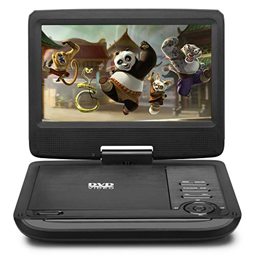 HKC 9Pulgadas Reproductor DVD Portable d09hm01