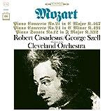 Sony Classical Originals: Klavierkonzerte Nr. 21 & 24 / Klaviersonate Nr. 12