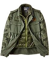 Hilfiger Denim Women's Natasha 2 In 1 Jacket Long Sleeve Jacket