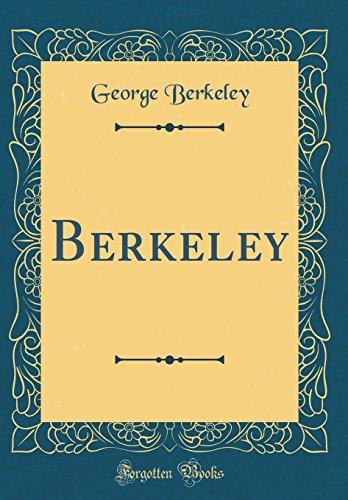 Berkeley (Classic Reprint)