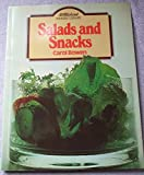 Salads and snacks (St Michael cookery library)