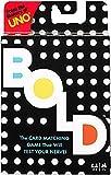 Mattel Bold Card Game