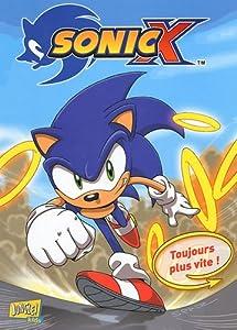 """Afficher """"Sonic X n° 4"""""""