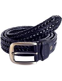 Lino Perros Men's Leather Belt