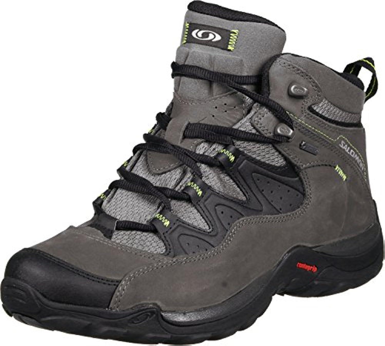 Salomon Elios Mid GTX 3 Zapatillas de senderismo black  -