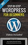 Step-By-Step WordPress for Beginners: How to Build a Beautiful Website on Your Own Domain from Scratch (Video Course Included) (English Edition)
