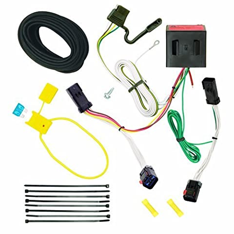 Reese Plug and Play Hitch Wiring Trailer Lights for 2002-2007