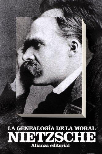 La genealogía de la moral: Un escrito polémico (El Libro De Bolsillo - Bibliotecas De Autor - Biblioteca Nietzsche) por Friedrich Nietzsche