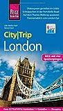 Reise Know-How CityTrip London: Reiseführer mit Stadtplan, 4 Spaziergängen und kostenloser Web-App - Simon Hart, Lilly Nielitz-Hart