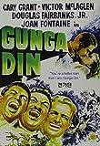 GUNGA DIN,NTSC,IMPORT,PLAYS REGIONS 1,2,3,4,5,6.
