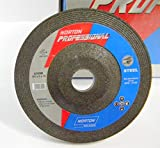 "AG4 GRINDING DISC - 4"" - 100 X 6.0 X 16 MM - GRINDING WHEEL - NORTON (10 PCS)"