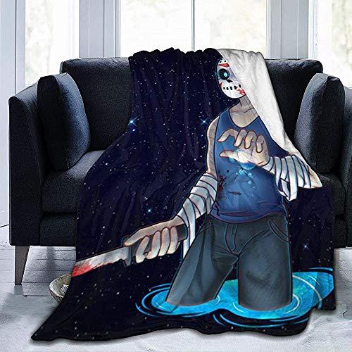 BLANKNTC Schlafsofa Couchdecke H-2O-De-li-rious AR-My Fleece Decke-Throw/Travel-Lightweight Soft-Warm Throw Blanket-Ganzjahres-Premium-Schlafdecken S