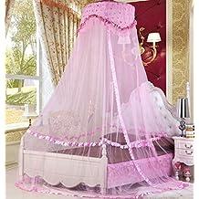 Sinotop Luxus Prinzessin Einem Baldachin Net Net Suspended Von Rund Reifen  Fr Dekor With Bett Prinzessin
