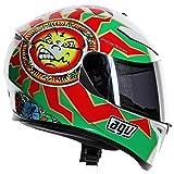 AGV K3 Sv Imola Valentino Rossi moto casque