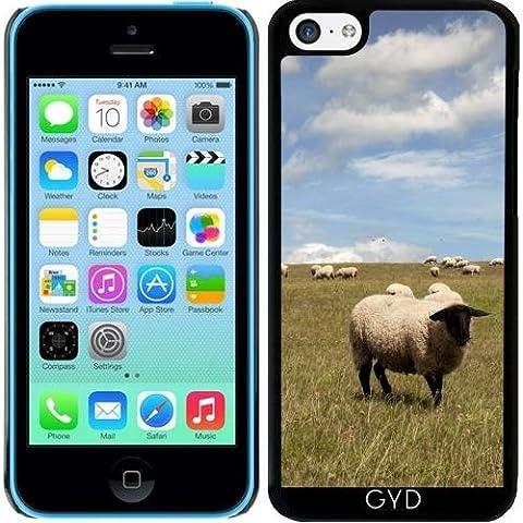 Custodia Iphone 5c - Contare Le Pecore by UtArt
