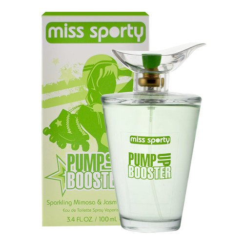 Coty – Miss Sporty Pompe up booster 100 ml EDT