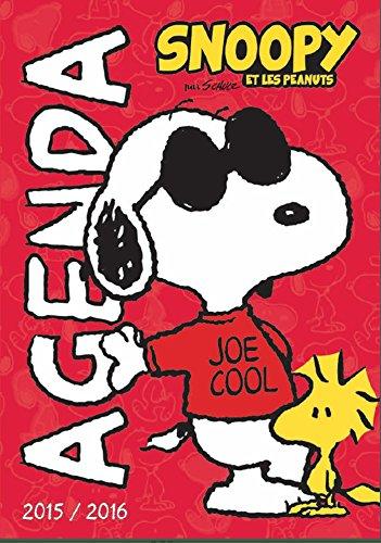 Snoopy / Agenda scolaire 2015 - 2016