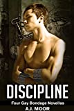 Discipline: Four Gay Bondage Novellas (English Edition)