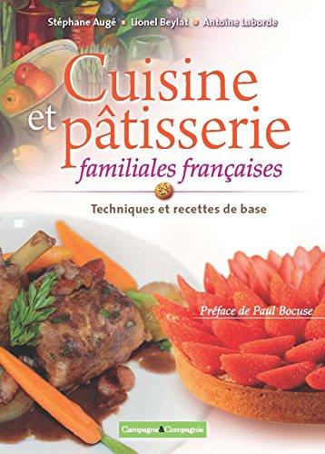 Descargar Libro Cuisine et pâtisserie familiales française de Augé Stéphane