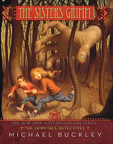 the-fairy-tale-detectives-the-sisters-grimm-book-one