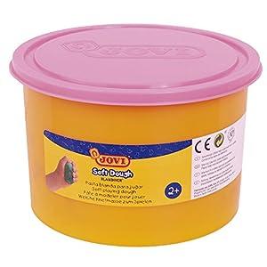 Jovi - Soft Dough Blandiver, Bote de 460 g, Color Rosa (46008)