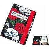 eBook Reader eReader Hülle Skulls N' Roses, Maßanfertigung