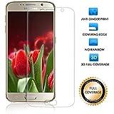 [3D Full Coverage] Galaxy S7 Pellicola Protettiva , Kollea Premium ultra sottile ad alta ...