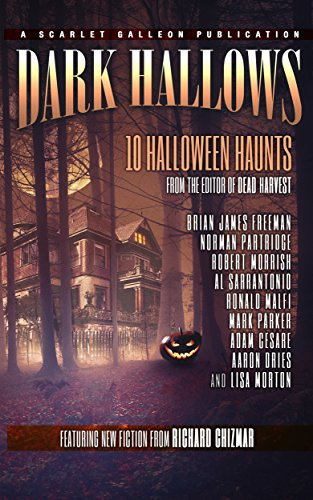 Dark Hallows: 10 Halloween Haunts (English Edition)