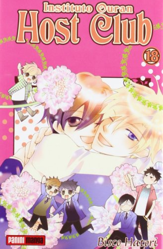 Instituto Ouran. Host Club - Volumen 18