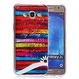 Tinxi 71417 Custodia per Samsung Galaxy J5, Multicolore