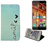 360° Wallet Case Schutz Hülle für Elephone S3 Lite,