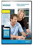 klickTel Telefon- und Branchenbuch inklusive Rückwärtssuche Frühjahr (2018) -