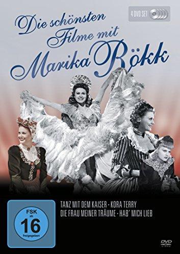 Die schönsten Filme mit Marika Rökk [4 DVDs] Preisvergleich