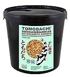 Süßwassergarnelen, Shrimps naturell - gesunde und energiereiche Koileckerbissen für die Handfütterung im Sommer, 800g