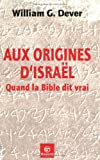 Aux origines d'israel