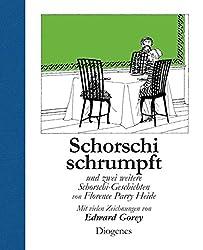 Schorschi schrumpft: und zwei weitere Schorschi-Geschichten von Florence Parry Heide (Kinderbücher)