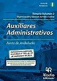 Auxiliares Administrativos de la Junta de Andalucía. Temario Volumen 2 (Oposiciones)
