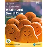 BTEC National Health and Social Care Student Book 2: For the 2016 specifications (BTEC Nationals Health and Social Care…