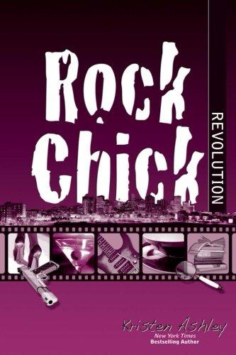 Rock Chick Revolution: Volume 8