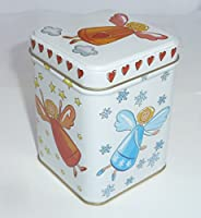Boîte à thé avec ange gardien 100 g