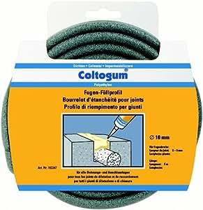 Coltogum 163347 SB Bourrelet d'tanchit pour joints 10 mm x 5 m