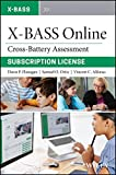 Cross-battery Assessment Software System X-bass Online