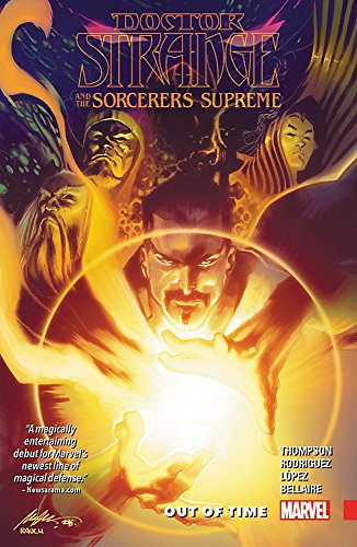 Doctor Strange And The Sorcerers Supreme Vol. 1: Out Of Time por Robbie Thompson