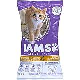 Iams Kitten Trockenfutter (mit viel Huhn, für junge Kätzchen bis 12 Monate), Probiergröße, Einzelbeutel, 100 g