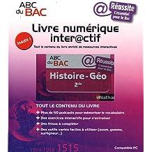 Livre numérique interactif : Histoire - Géographie 2e