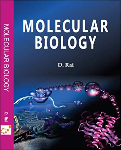 Molecular biology (Plant Molecular Biology)