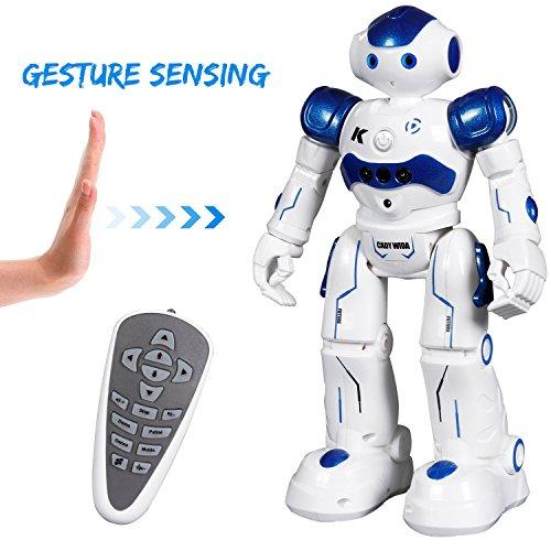 SGILE Robot Juguete Control Remoto con La Tecnología de Sensores de Movimiento y Equilibrio
